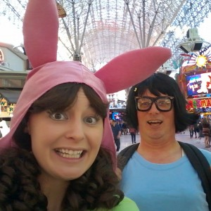Louise and Tina Belcher make an appearance!!